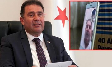 Κατεχόμενα: Αυτό είναι το «ροζ» βίντεο που «έκαψε» τον Ερσάν Σανέρ και τον οδηγεί σε παραίτηση (vid)