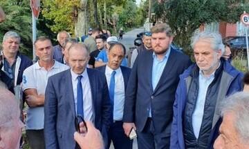 Στυλιανίδης: Συνδρομή του στρατού για την αντιμετώπιση των προβλημάτων του «Μπάλλου» στην Κέρκυρα