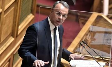 Χρ.Σταϊκούρας: Όφελος 228 εκατ. ευρώ από την τρίτη πρόωρη αποπληρωμή του δανείου του ΔΝΤ