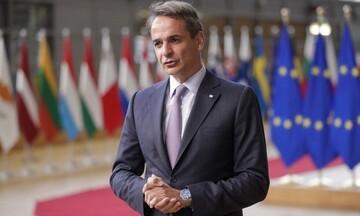 Κυρ. Μητσοτάκης: Θα στηρίζουμε τα νοικοκυριά και τις ΜΜΕ για όσο διαρκεί η ενεργειακή κρίση