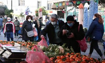 Συλλαλητήριο παραγωγών για τις λαϊκές αγορές την Δευτέρα